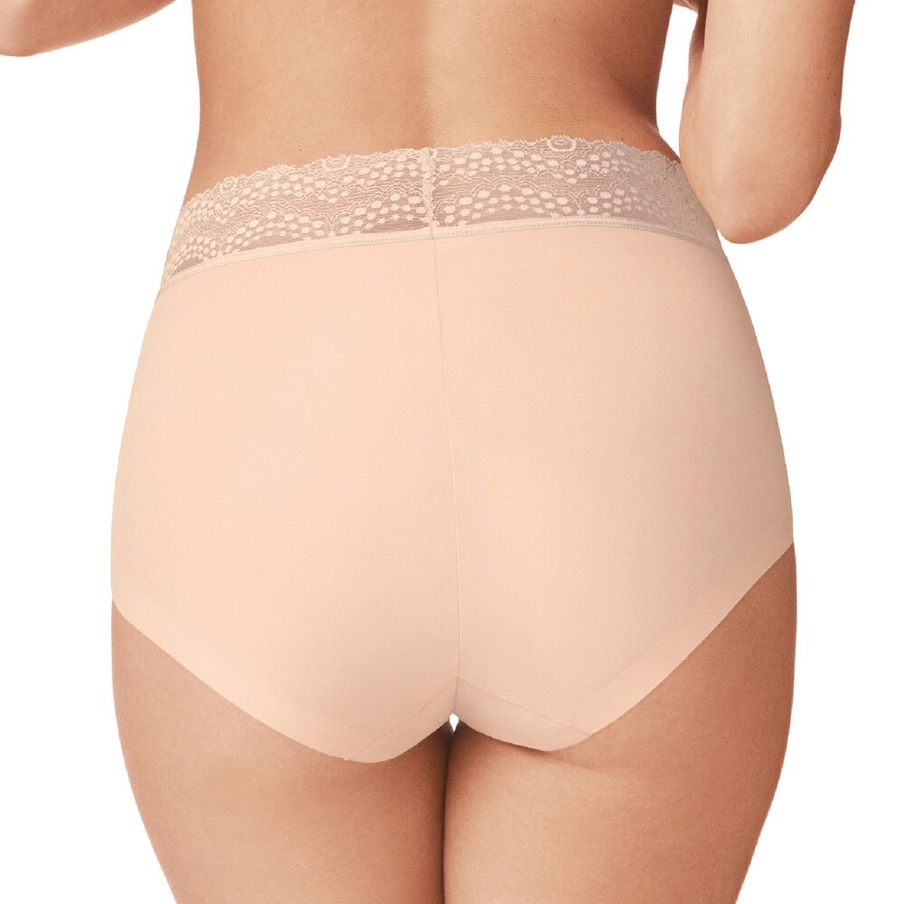Inv. Micro High Waist Lace, chalk pink, hi-res