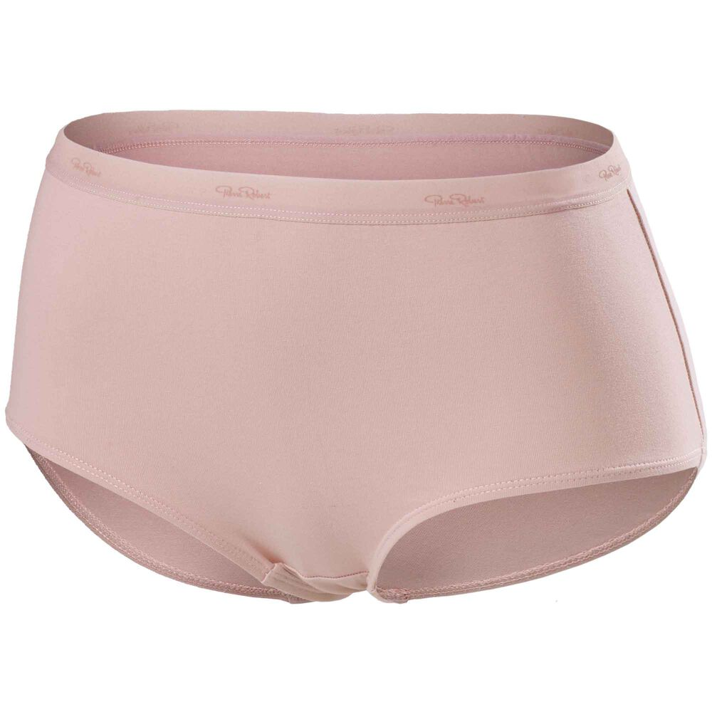 COTTON HIGH WAIST EKOLOGISK BOMULL LIGHT PINK, light pink, hi-res