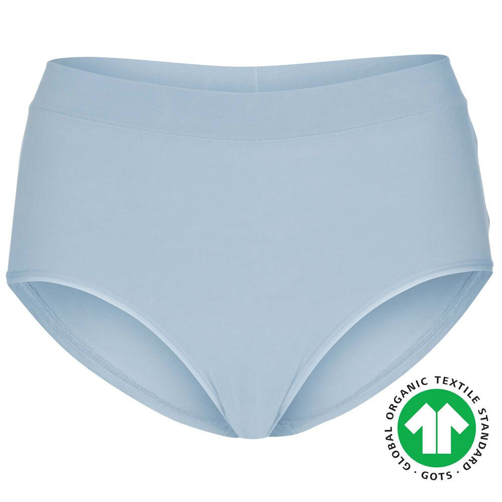 Trosor high waist dam Jenny Skavlan, sky blue, hi-res