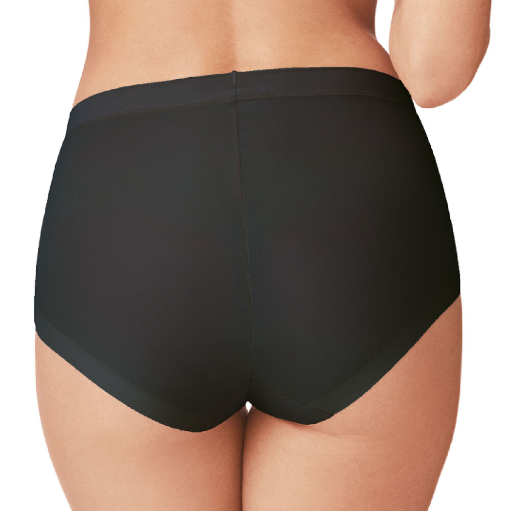 Truse invisible high waist mikrofiber, black1, hi-res