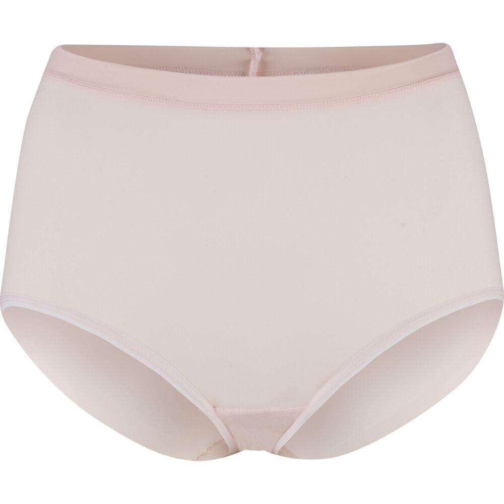 Truse invisible high waist mikrofiber, chalk pink, hi-res