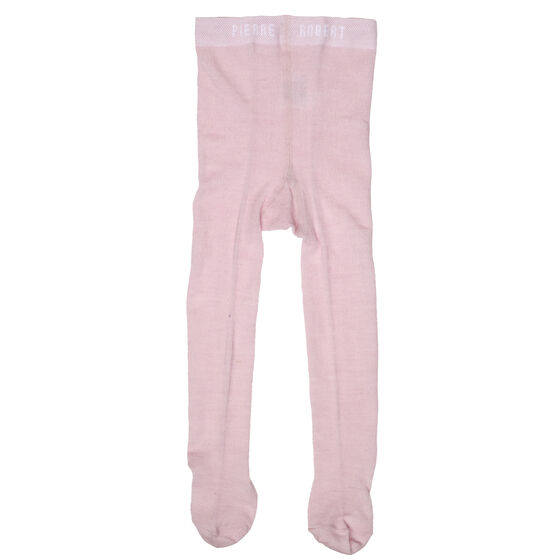 Baby tights m/fot Soft Pink 2-17, soft pink 2-17, hi-res