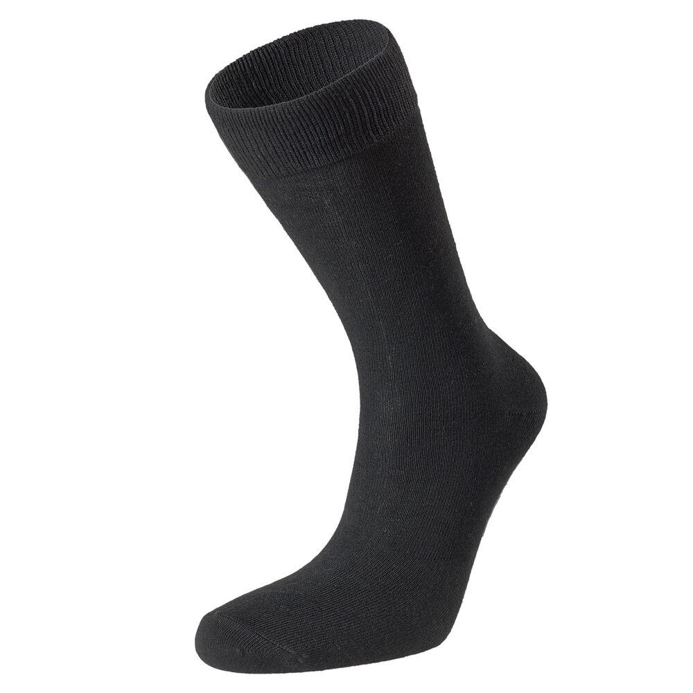 Premium soft strumpor modal x3 svart, svart, hi-res